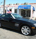 chrysler crossfire 2006 black coupe limited gasoline 6 cylinders rear wheel drive automatic 92882