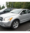 dodge caliber 2010 silver hatchback sxt gasoline 4 cylinders front wheel drive automatic 07060