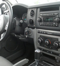 jeep commander 2007 black suv rocky mountain 4x4 gasoline 6 cylinders 4 wheel drive automatic 43228