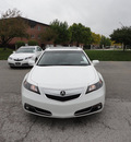 acura tl 2012 white sedan sh tech awd gasoline 6 cylinders all whee drive automatic with overdrive 60462