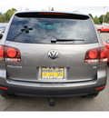 volkswagen touareg 2 2008 gray suv v8 fsi gasoline 8 cylinders all whee drive automatic 99336
