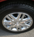 chrysler town country 2010 red van gasoline 6 cylinders front wheel drive automatic 13502