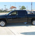 chevrolet silverado 1500 2010 black lt flex fuel 8 cylinders 2 wheel drive 4 speed automatic 77090