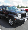 jeep liberty 2011 gray suv sport gasoline 6 cylinders 2 wheel drive automatic 32447