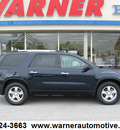 gmc acadia 2012 dk  blue suv sl gasoline 6 cylinders front wheel drive automatic 45840