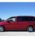 oldsmobile silhouette 2004 red van gl gasoline 6 cylinders front wheel drive automatic 33870