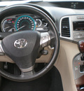 toyota venza 2009 black wagon gasoline 6 cylinders all whee drive automatic 13502