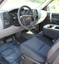 gmc sierra 1500 2010 blue pickup truck sl flex fuel 8 cylinders 2 wheel drive 4 speed automatic 44024