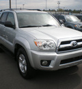 toyota 4runner 2006 silver suv gasoline 6 cylinders 4 wheel drive automatic 13502