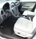 ford taurus x 2008 silver birch suv sel gasoline 6 cylinders all whee drive automatic 80911