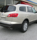 buick enclave 2012 gold leather gasoline 6 cylinders front wheel drive automatic 45840