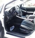 mazda cx 7 2008 white suv grand touring awd gasoline 4 cylinders automatic 56301