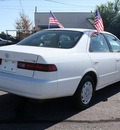 toyota camry 1997 white sedan le gasoline 4 cylinders front wheel drive automatic with overdrive 80229