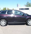 mazda cx 7 2008 dk  red suv gt gasoline 4 cylinders automatic 80504