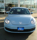 volkswagen beetle 2012 denim blue gasoline 5 cylinders front wheel drive automatic 98226