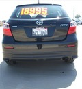 toyota matrix 2010 black hatchback gasoline 4 cylinders front wheel drive automatic 90241