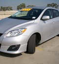 toyota matrix 2010 silver hatchback gasoline 4 cylinders front wheel drive automatic 90241