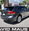 toyota venza 2011 gray gasoline 4 cylinders front wheel drive automatic 32771