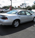 pontiac grand prix 2002 silver sedan se gasoline 6 cylinders front wheel drive automatic 32447