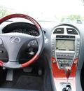 lexus es 350 2008 dk  gray sedan gasoline 6 cylinders front wheel drive automatic 27616