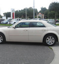 chrysler 300 2007 white sedan gasoline 6 cylinders rear wheel drive automatic 33884