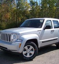 jeep liberty 2012 silver suv sport gasoline 6 cylinders 4 wheel drive not specified 44024