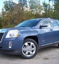 gmc terrain 2012 blue suv slt 1 flex fuel 6 cylinders all whee drive not specified 44024