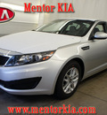 kia optima 2011 silver sedan lx gasoline 4 cylinders front wheel drive automatic 44060