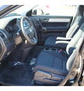 honda cr v 2010 black suv lx gasoline 4 cylinders all whee drive automatic with overdrive 77065