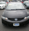 honda civic 2009 black coupe lx gasoline 4 cylinders front wheel drive automatic 13502