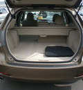 toyota venza 2009 tan wagon gasoline 6 cylinders all whee drive automatic 13502