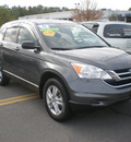 honda cr v 2011 gray suv ex gasoline 4 cylinders all whee drive automatic 13502