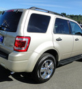 ford escape 2012 gold leaf metallic suv xlt flex fuel 6 cylinders all whee drive 6 speed automatic 98032