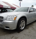dodge magnum 2007 silver wagon sxt gasoline 6 cylinders rear wheel drive automatic 33157
