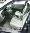 mazda 626 1999 blue sedan lx gasoline 4 cylinders front wheel drive 98012