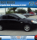 hyundai accent 2011 black hatchback gasoline 4 cylinders front wheel drive automatic 32901
