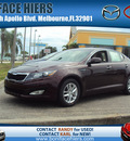 kia optima 2012 drk cherry sedan lx gasoline 4 cylinders front wheel drive automatic 32901