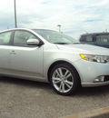 kia forte 2012 bright silver hatchback sx gasoline 4 cylinders front wheel drive automatic 32901