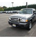 ford ranger 2008 dk  gray xl gasoline 6 cylinders 2 wheel drive automatic with overdrive 08902