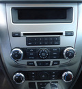 ford fusion 2010 silver sedan se flex fuel 6 cylinders front wheel drive automatic 33157