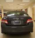 toyota camry 2011 gray sedan se gasoline 4 cylinders front wheel drive automatic 27707