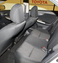 toyota corolla 2010 silver sedan s gasoline 4 cylinders front wheel drive automatic 27707
