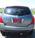 nissan murano 2005 silver suv sl gasoline 6 cylinders all whee drive automatic 80504