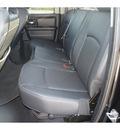 dodge ram pickup 1500 2010 black slt gasoline 8 cylinders 4 wheel drive automatic 77388