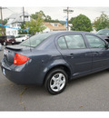 chevrolet cobalt 2008 dk  gray sedan ls gasoline 4 cylinders front wheel drive automatic 07507