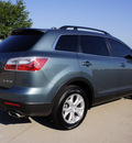 mazda cx 9 2011 gray touring gasoline 6 cylinders front wheel drive automatic 76018