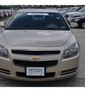 chevrolet malibu 2011 gold sedan lt flex fuel 4 cylinders front wheel drive automatic 77090
