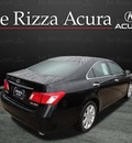 lexus es 2008 black sedan 350 gasoline 6 cylinders front wheel drive automatic with overdrive 60546