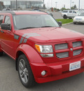 dodge nitro 2011 maroon suv shock gasoline 6 cylinders 4 wheel drive automatic 99212