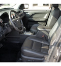 ford freestyle 2006 dark shadow grey suv limited dvd gasoline 6 cylinders all whee drive automatic with overdrive 07724